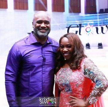 Pastor Paul Adefarasin & Glowreeyah