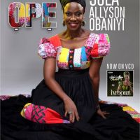 "Sola Allyson Obaniyi Releases New Album ""Ope"""
