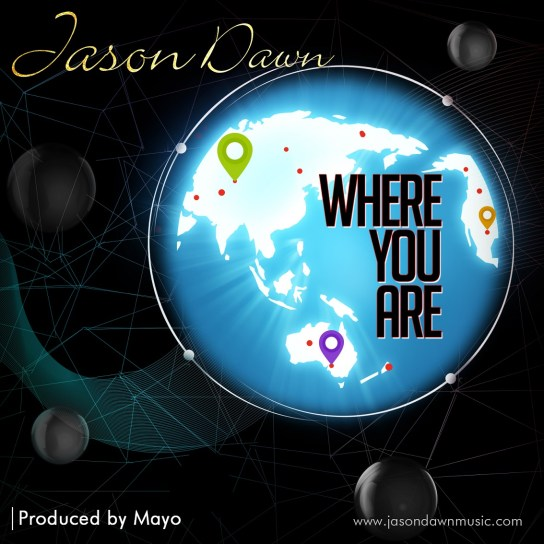 Where You Are - Cover Art 2