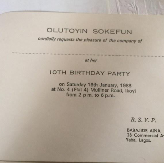 ty bello invite