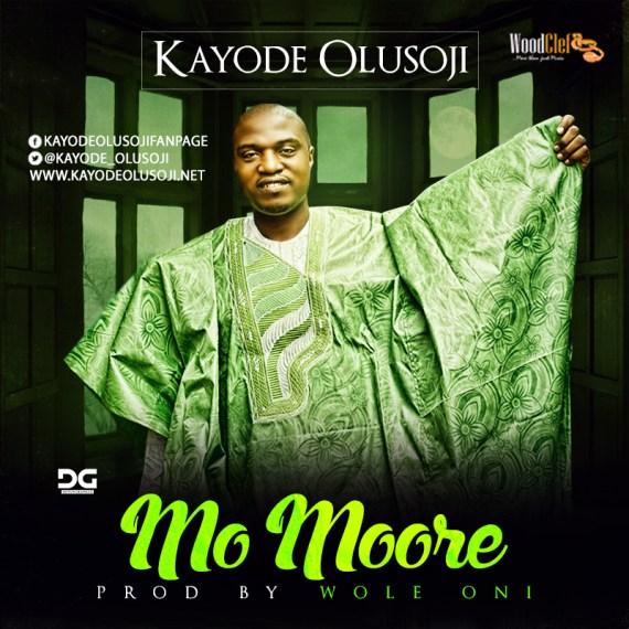 Kayode Olusoji, Mo Moore