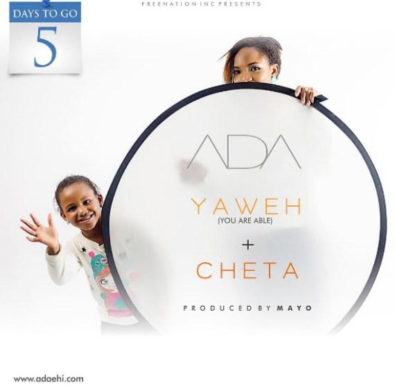 """Ada, Cheta, Yahweh, """"Yahweh"""" & """"Cheta"""","""