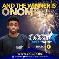 Onome Wins N5m At GCGT Season 6 Grand Finale!!
