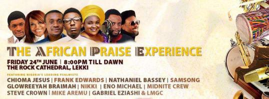 African Praise Experience, TAPE