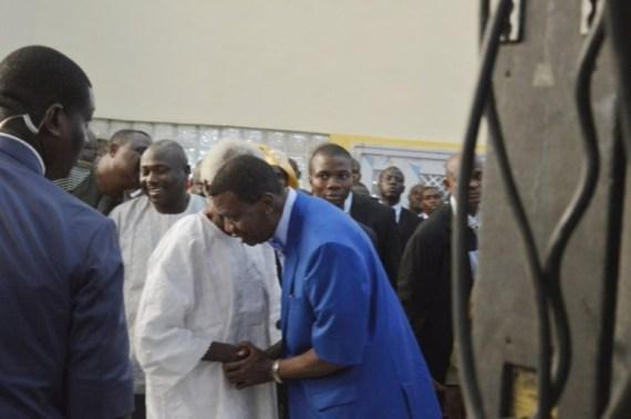 Kemi Oluloyo's father, Omololu Oluloyo