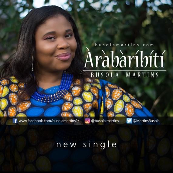 Arabaribiti by Busola Martins