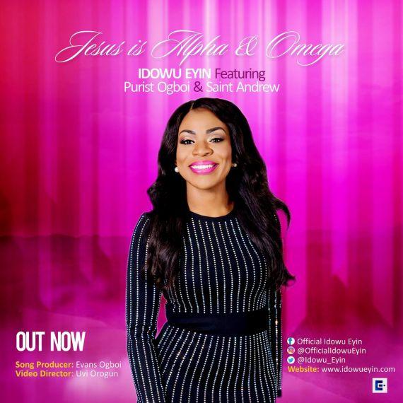 SelahMusicvid: Idowu Eyin | Jesus Is Alpha & Omega | Feat  Purist
