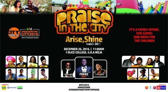 Praise In The City