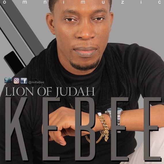 KeBee -- Lion of Judah -1400x1400