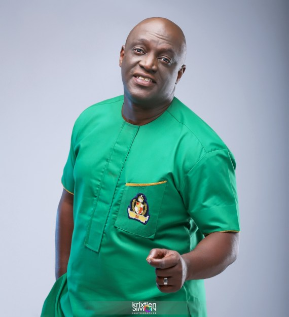 Sammie Okposo SWAG