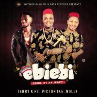#SelahMusic: Jerry K   Ebiebi   Feat. Victor Ike & Nolly [@jkwealth]