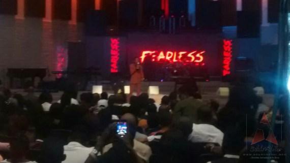 Tim Godfrey Fearless Concert