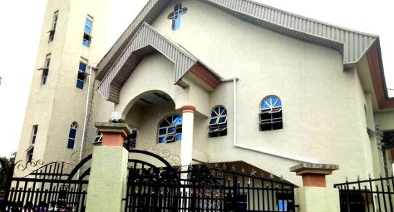 Anambra church killing