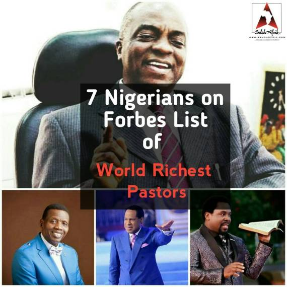World Richest Pastors