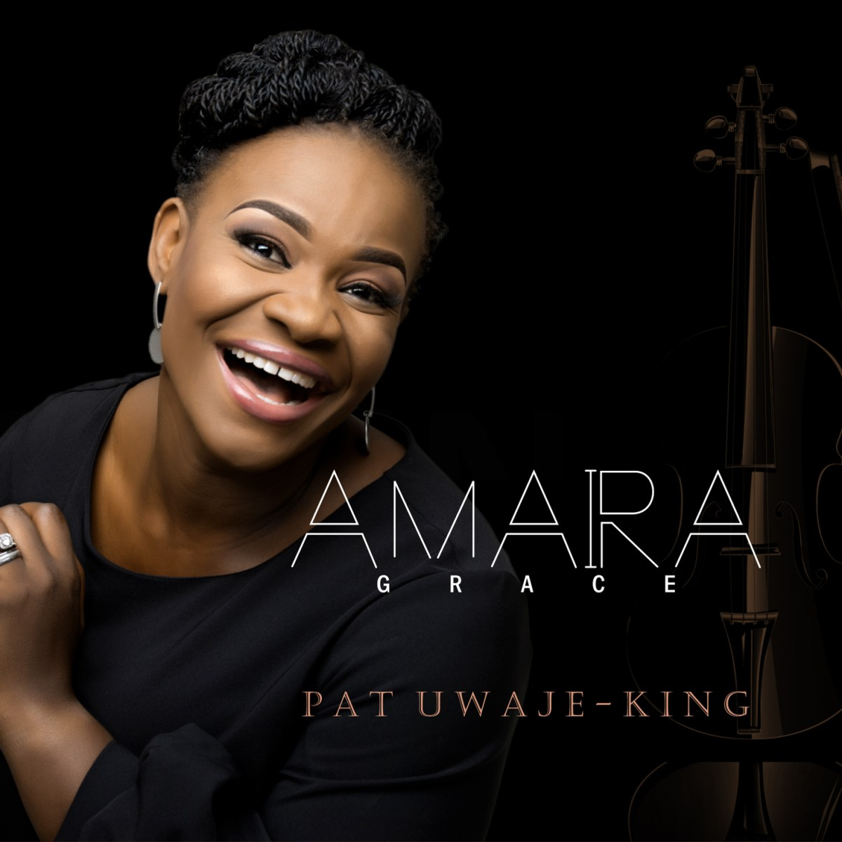 #SelahMusic: Pat Uwaje-King | Amara (Grace) | @patuwajeking