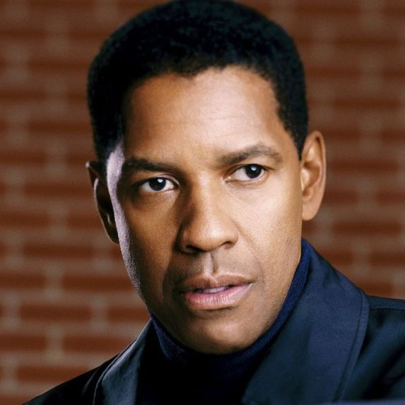 Denzel Washington Prayed