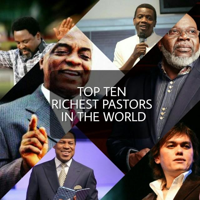 Richest Pastors
