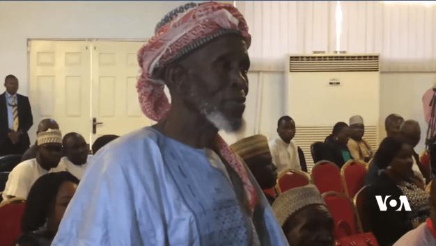 US honours Muslim cleric