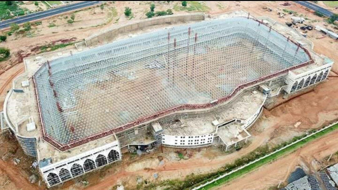 World's Largest Church Auditorium With 100K Capacity Nears Completion In Abuja - Rivals Winners Chapel Record