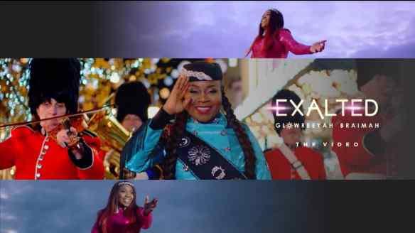 Music Video: Glowreeyah Braimah   Exalted [@glowreeyah]