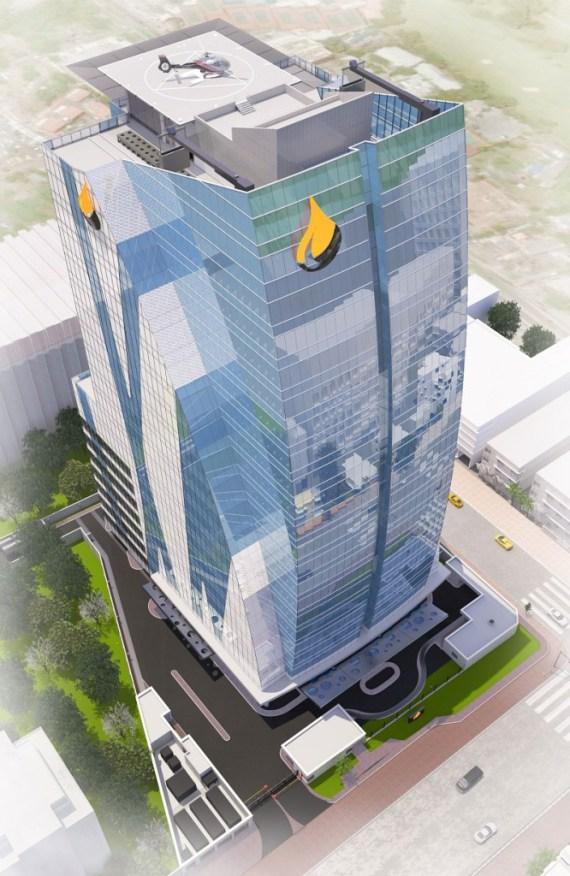 Alakija Building
