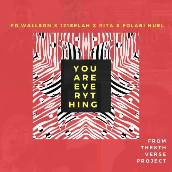 Download Music: PD Wallson & 121Selah | You Are Everything | Feat. Folabi Nuel & Pita [@121selah]