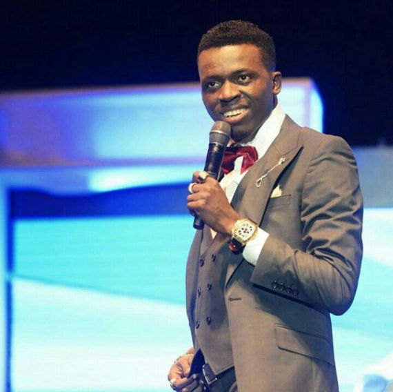 Akpororo Revisits Tithe