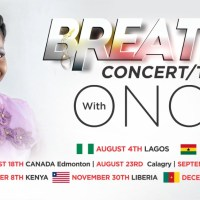 #BREATHE2019: Onos Ariyo Announces Tour Dates & Locations