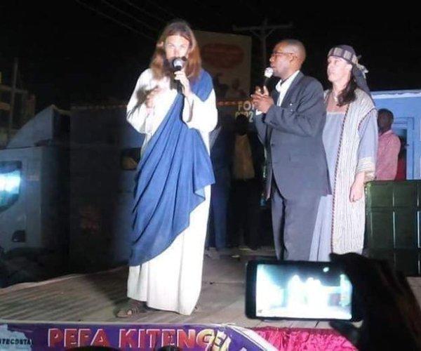 kenyan pastor