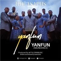 #SelahMusic: The Asaphs | Yanfu Yanfu (Abundance)