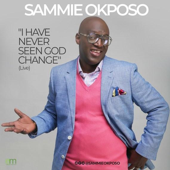 Never Seen God Change