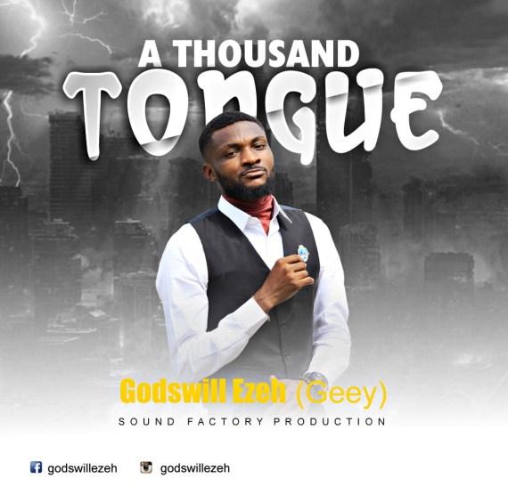 Godswill Ezeh | A Thousand Tongue