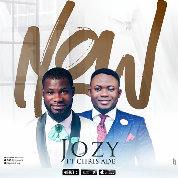 Jozy | Now | Feat. Chris Ade