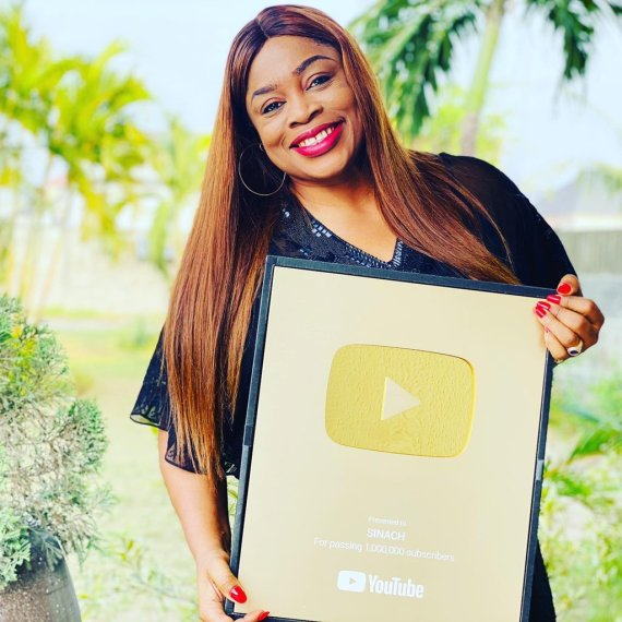 Sinach Youtube