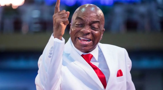 Bishop Oyedepo Says War Against COVID-19 Is Almost Over