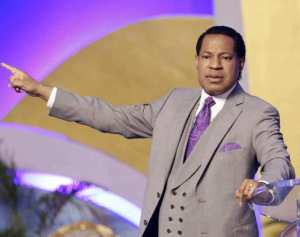 Pastor Chris Supports