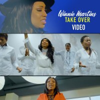 #SelahMusicVid: Winnie Martins  | Take Over [@winniemartins2]