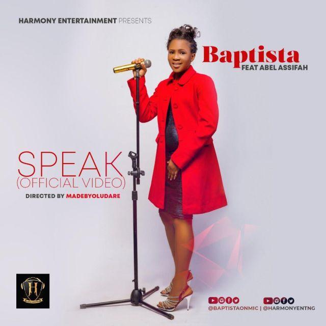Baptista | Speak | Feat. Abel Assifah [@BaptistaOnMic]
