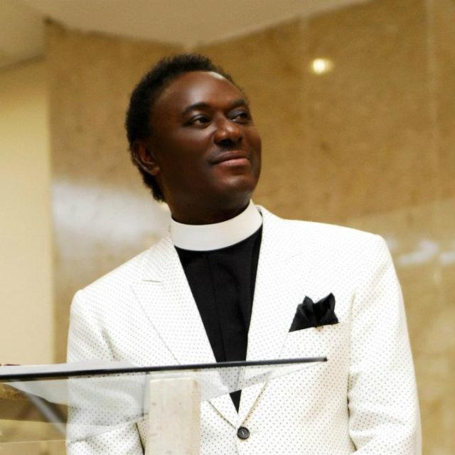 Chris Okotie Bill gates