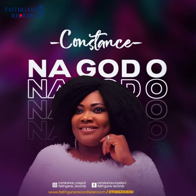 New Music By Constance NA GOD O | Mp3 Free Download