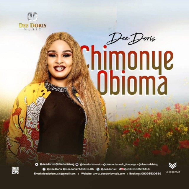 New Music Video By Dee Doris CHIMONYE OBIOMA