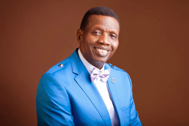 Pastor Adeboye against CAMA