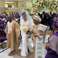 Photos: Bishop David Oyedepo's Daughter Gets Married!