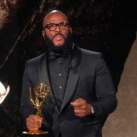 Billionaire Film Maker Tyler Perry Honored With Governors Award At The 72nd Primetime Emmy Awards