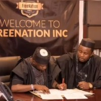 Ada Ehi's Record Label FreeNation Inc Signs Urban Gospel Artiste Nimix
