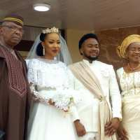Photos: Moments From Traditional & White Wedding Of AfroLife Gospel Singer Henrisoul