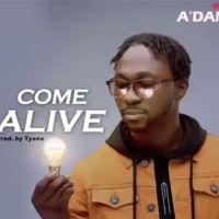 #SelahMusicVid: A'dam | Come Alive [@adam_songbird_]