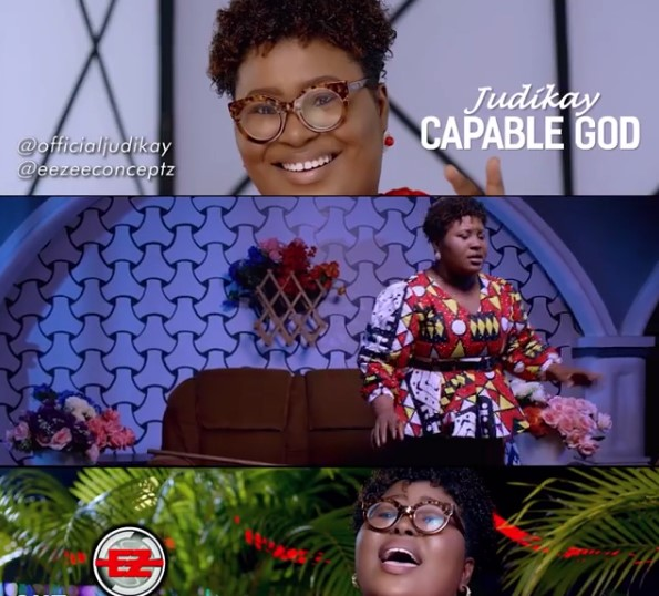 Capable God by Judikay: EeZee Conceptz releases Video