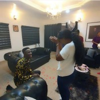 "GUC Is Engaged! ""All That Matters"" Singer Proposes To Nene Ntuk"