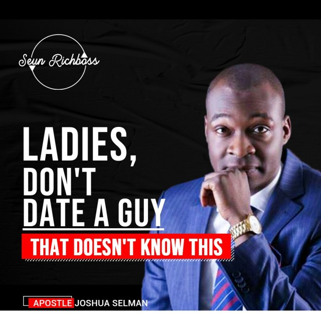 Watch Apostle Joshua Selman Share Secrets Of Lasting Relationships